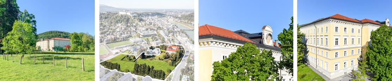 Klosterpark Salzburg